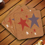 Antique Stars Craft Stencils