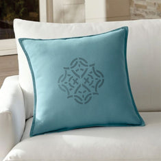 Iron Medallion Pillow Stencils