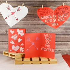 Love Craft Stencil 3pc