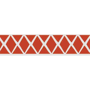 Chesapeake Lattice Border Stencil
