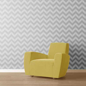 Chevron Wall Painting Stencil