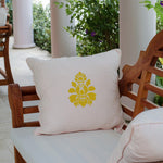 Pillow Stencils Brighton Damask Stencils Pillow Stencils