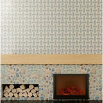 Morris Weave Wall Painting Stencil