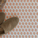 Ascot Houndstooth as Tile Stencils