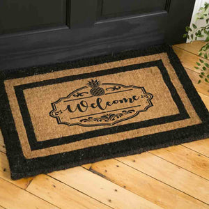 Welcome Pineapple Welcome Mat