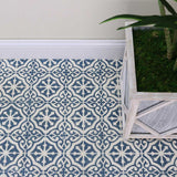 Bohemian Design as Tile Stencils
