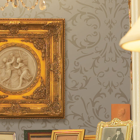 Victorian Baroque Closeup