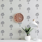 Palm Tree Wall Stencil