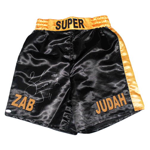 Autographed Boxing Shorts