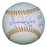 Omar Vizquel Autographed 60TH Anniversary Gold Glove Official Major League Baseball w/ 11x GG Inscription! JSA