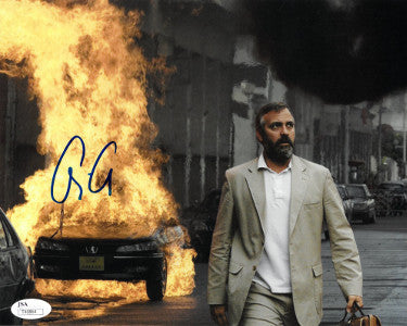 George Clooney Signed Syriana 8x10 Photo (JSA T40864)
