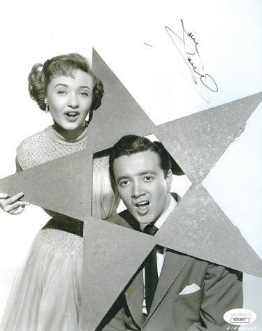 Jane Powell Signed Vintage 8x10 Photo (JSA DD32821)