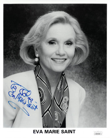 Eva Marie Saint Signed Inscribed To John Vintage 8x10 On The Waterfront Photo (JSA DD39202)
