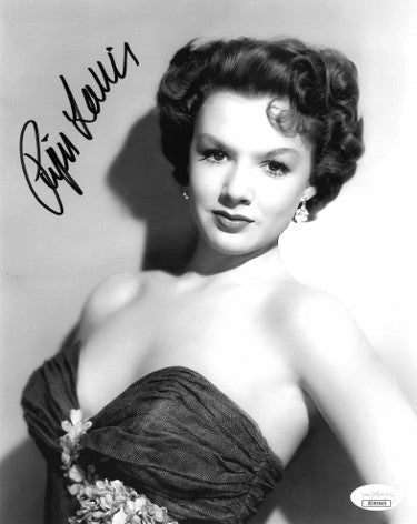 Piper Laurie Signed Vintage 8x10 Photo (JSA DD90949)