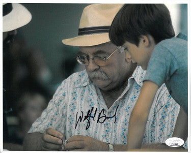 Wilford Brimley Signed 1985 Cocoon 8X10 Photo (JSA II11605)
