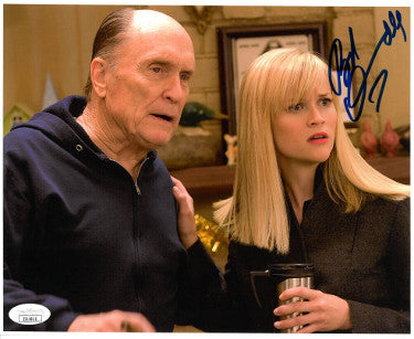 Robert Duvall Signed 2008 Four Christmases 8x10 Photo With Reese Witherspoon (JSA II11611)