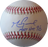 Mark Grace Autographed Official Major League Baseball (JSA) Most Hits in the 90's Inscription Included