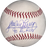 Sandy Alomar Autographed Official Major League Baseball (JSA) 1990 AL ROY Inscription