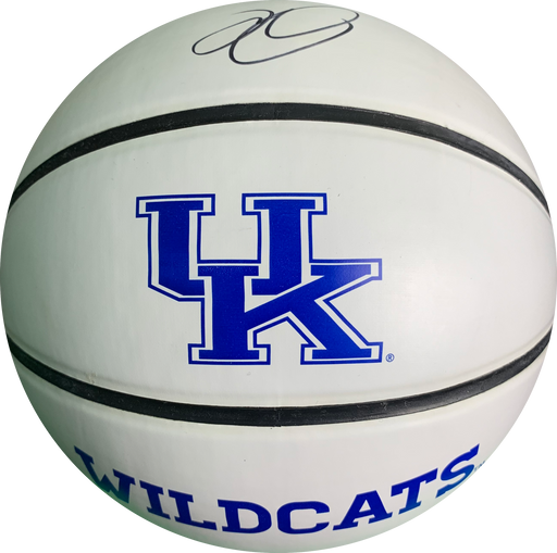 DeMarcus Cousins Autographed University of Kentucky Full Size Basketball! JSA COA!