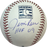 Jim Rice Autographed Hall of Fame Official Major League Baseball w/ HOF Inscription JSA