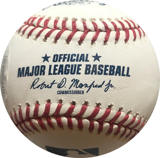 "Ozzie Smith St. Louis Cardinals Autographed Official Major League Baseball (JSA) ""The Wizard"" Inscription Included"