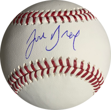 Josh Breaux Autographed Official Major League Baseball (JSA COA) Yankees Hot Prospect! None on the Market!