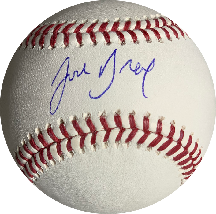 Josh Breaux Autographed Official Major League Baseball (JSA) Yankees Hot Prospect! None on the Market!