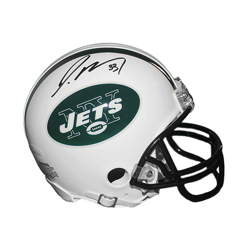 Jamal Adams Autographed New York Jets Mini Football Helmet (JSA)