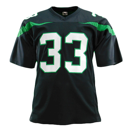Jamal Adams Signed Pro Edition Black Football Jersey (JSA)
