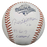 Roberto Alomar Autographed 1993 World Series Official Major League Baseball (JSA) World Series Champs Inscription