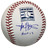 Harold Baines Autographed Hall of Fame Official Major League Baseball (JSA) HOF Inscription!