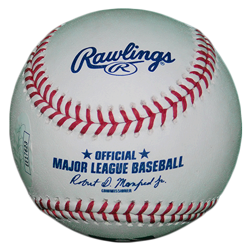 Dave Winfield Autographed Official Major League Baseball W/ HOF Insc (JSA )