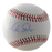 William Shatner Autographed White Official Major League Baseball (JSA )