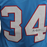 Earl Campbell Autographed Pro Style Football Jersey Powder Blue (Fiterman Sports)