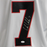 Chris Chelios Autographed Pro Style White Hockey Jersey (JSA)