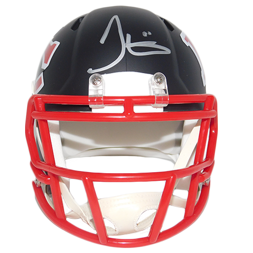 Tyreek Hill Autographed Kansas City Chiefs Amp Speed Mini Football Helmet (JSA)
