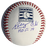 Bobby Cox Autographed Hall of Fame Logo Official Major League Baseball (JSA) HOF Inscription