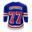 Phil Esposito Signed New York Blue Hockey Jersey (JSA)