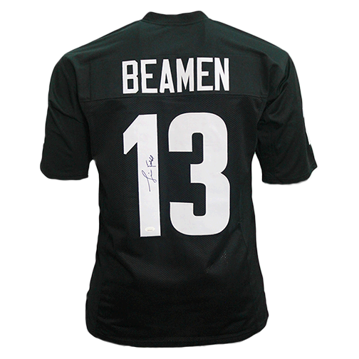 "Jamie Foxx Steamin ""Willie Beamen"" Any Given Sunday Autographed Football Jersey (JSA)"
