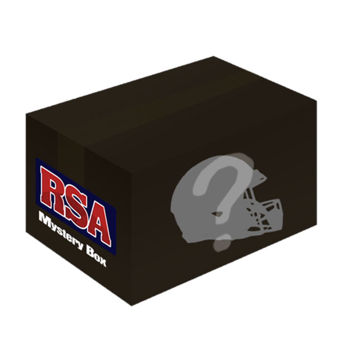 Autographed Full-Size Helmet Mystery Box – Full List!