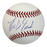 Domingo German Autographed Official Major League Baseball JSA