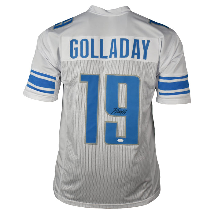 Kenny Golladay Signed White Pro Edition Football Jersey (JSA)