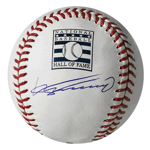 """12 Hour Best Price"" Vladimir Guerrero Autographed Special Edition Hall of Fame Official Major League Baseball JSA COA"