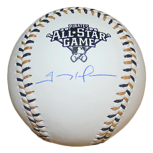 Trevor Hoffman Autographed Official MLB '06 All-Star Game Ball (JSA)