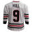 Bobby Hull Pro Style Throwback Autographed Chicago Hockey Jersey White (JSA)