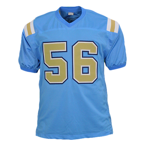 Datone Jones Bruins Autographed Football Jersey Blue(JSA)