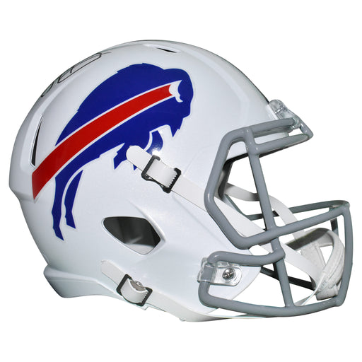Jim Kelly Signed Buffalo Bills Full-Size Speed Replica Football Helmet (JSA)