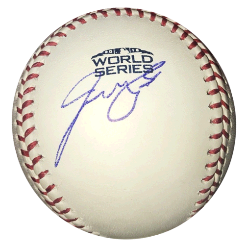 Joe Kelly Autographed 2018 World Series Official Major League Baseball