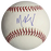 Michael King Autographed Official Major League Baseball (JSA) Yankees #1 Prospect