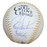 Barry Larkin Autographed w/ 3x GG Official MLB Gold Glove Baseball (JSA)